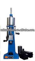 good quality portable sand rammer lab testing machine