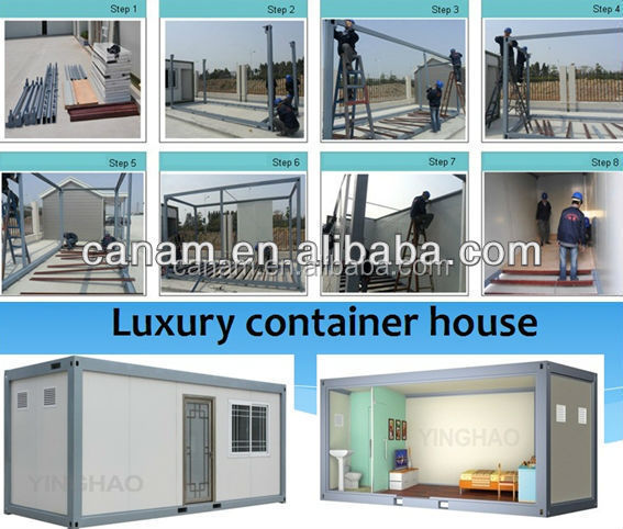 prefab shipping container house for sale