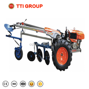 Hot Sale China 2WD Agricultural Power Tiller Two Wheel Walking Tractor Japanese Kubota Type Tractor Made In China