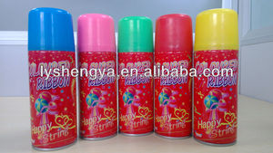 Low Price Spray snow birthday party spray from Alibaba China Supplier