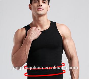 f7016ce7e0 Men s Slimming Body Shaper Compression Shirt