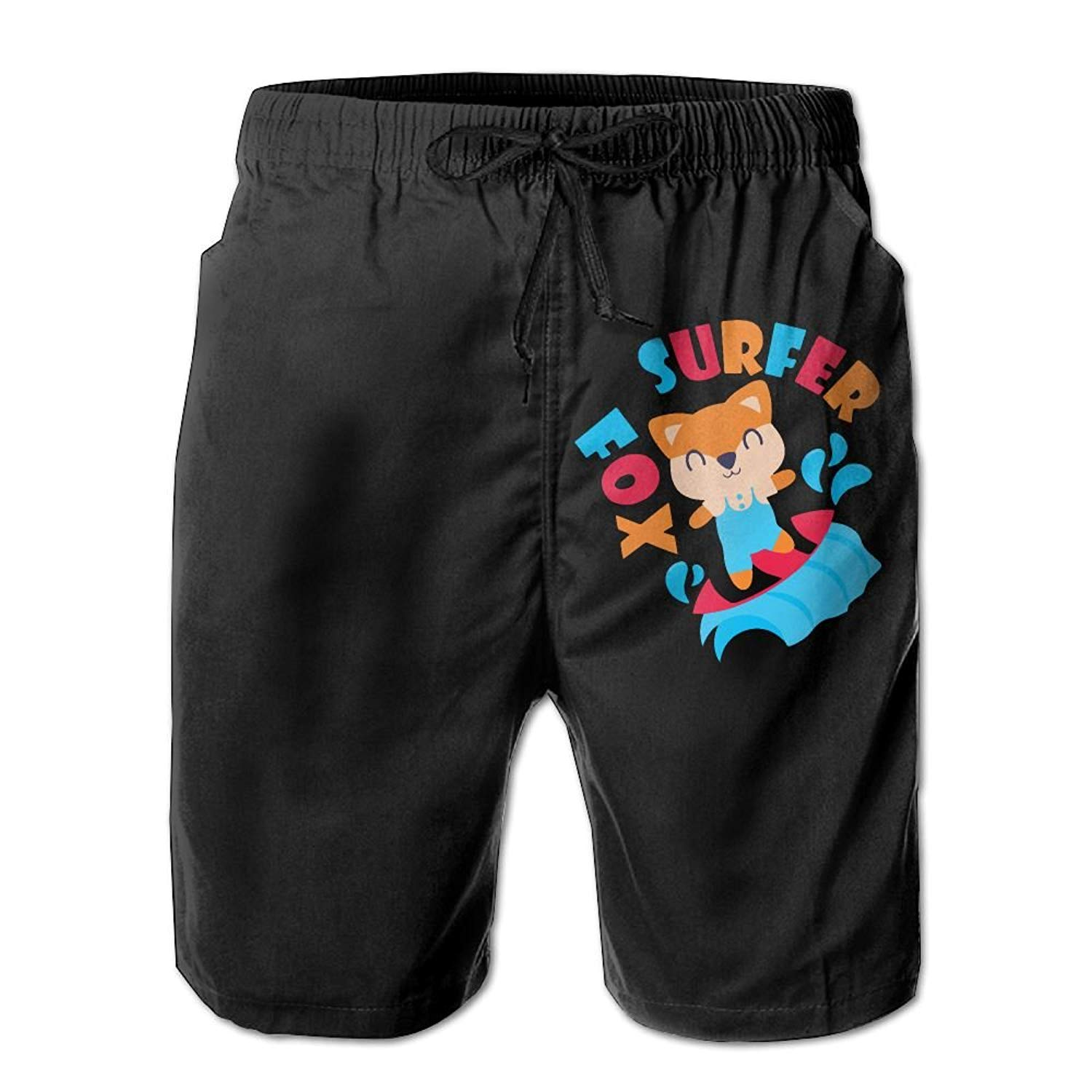 Blue//Red Surfer Dude Mish Boys Boys Board Shorts