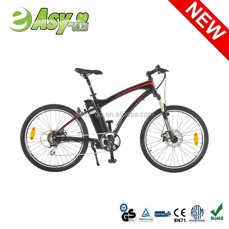 Easy-go 250w brushless(8fun) cheap electric bicycle kit with 24v/36 lithium battery EN15194 certificate