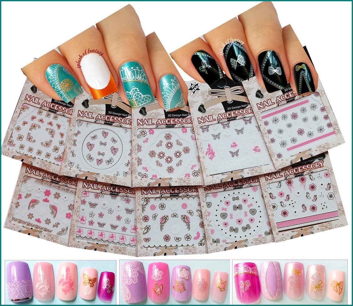 Cheap White And Pink Nail Designs Find White And Pink Nail Designs
