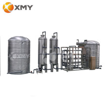 Industrial drinking RO distilled water equipment