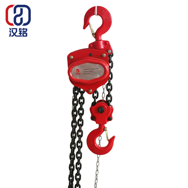 Industrial Usage heavy loading tool manual chain hoist 15t general chain hoist high quality rope pulley blocks