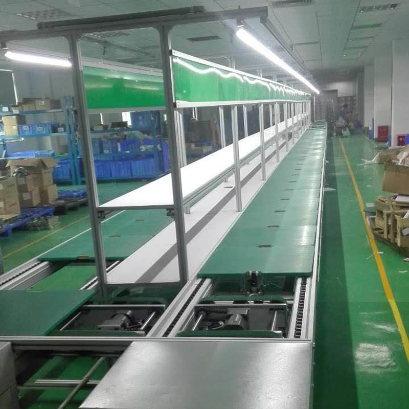 Conveyor Chain Lubrication System Automatic Packaging Lines
