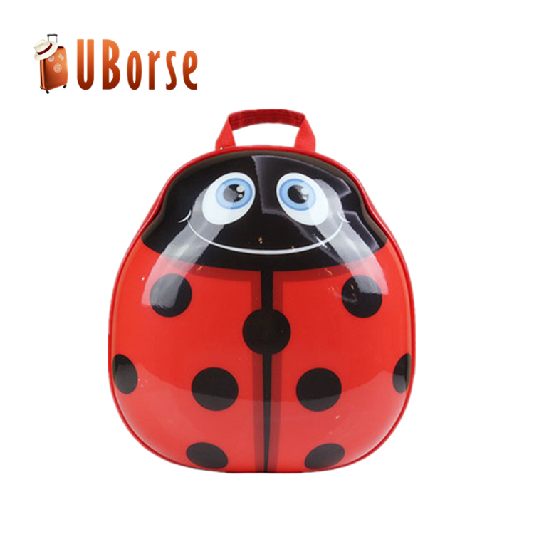 New fashion children gifts custom 3d school back pack bag & trolley case & travel cartoon backpack bag for kids