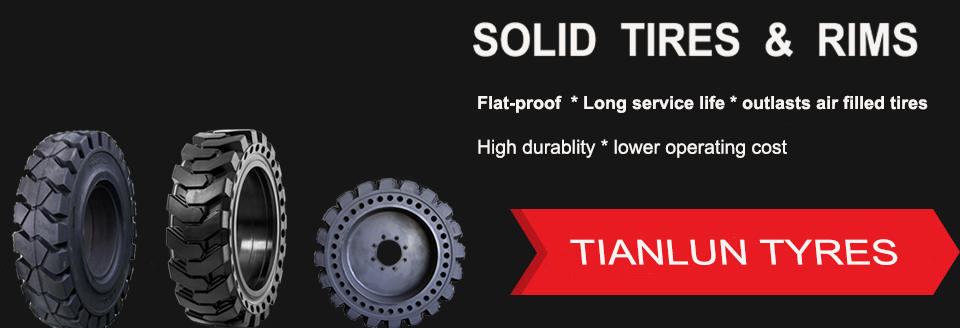 Cheap Wholesale Tires China TIANLUN Brand 700x12 Forklift Tires