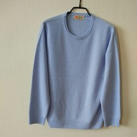 Good cutting and sewing Pullover design soft feeling