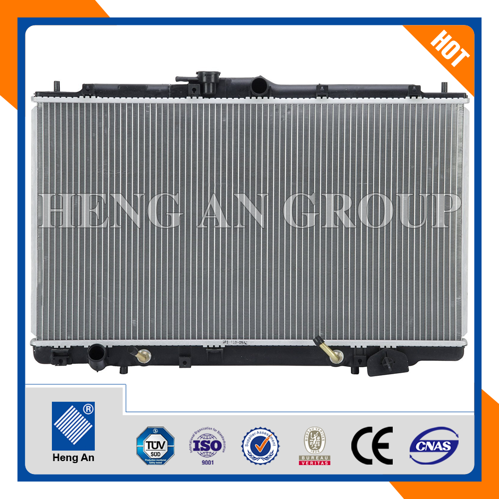 China aluminum radiator for Honda Accord radiator for Accord 2147