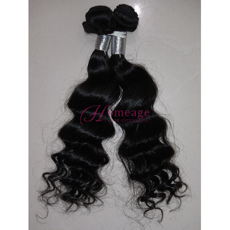 homeage top grade beautiful human hair guangzhou
