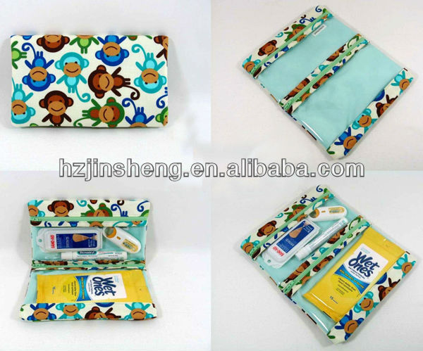 Mini Cute Full Print First Aid Kit Pouch For Promotion