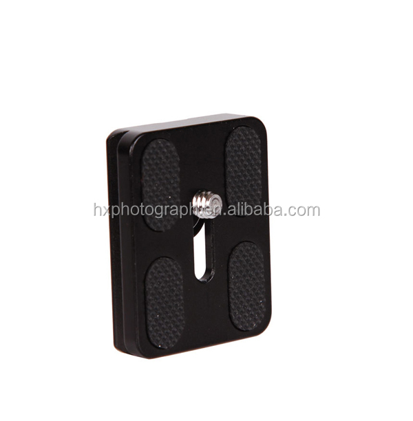 Photograhic Equipment Studio Camera Tripod PU50 Quick Release Plate