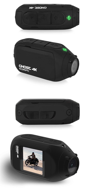 Drift Support pour cam/éra HD Noir