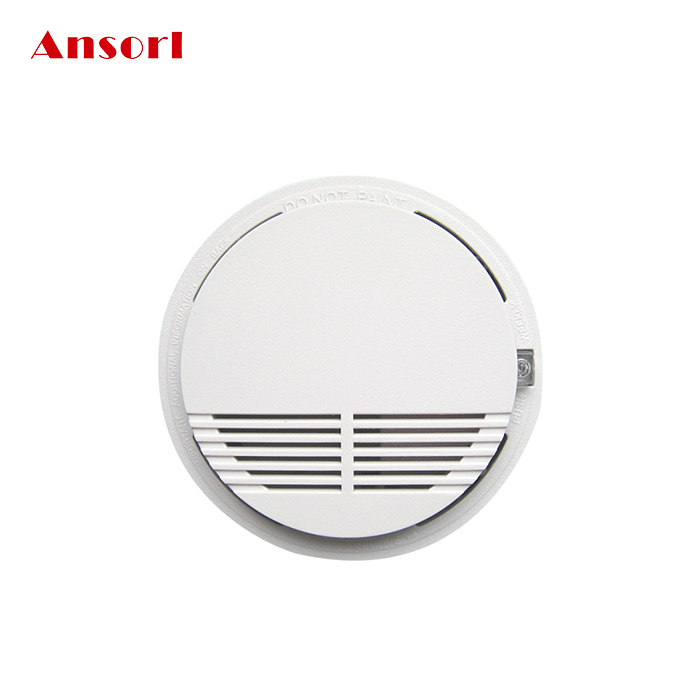 9V Battery Independent Smoke Detector