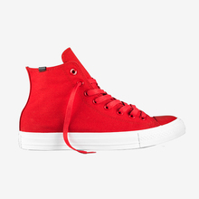 Plain Red Women Canvas Hitop shoes sneakers Wholesale