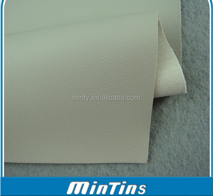 floral leather fabric for car seats automotive interior with excellent anti-color fastness quality