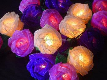Magical Garden Fairy Lights Old English