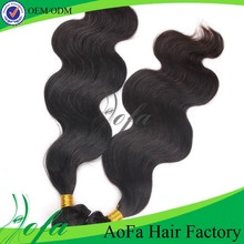 Wholesale price unprocessed natural color 7a virgin indian hair remy hair