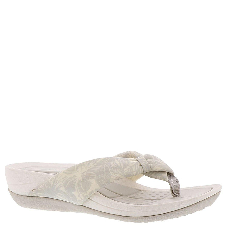 c66d8b55f8e Get Quotations · Easy Spirit Womens Beachey 2 Open Toe Casual Slide Sandals