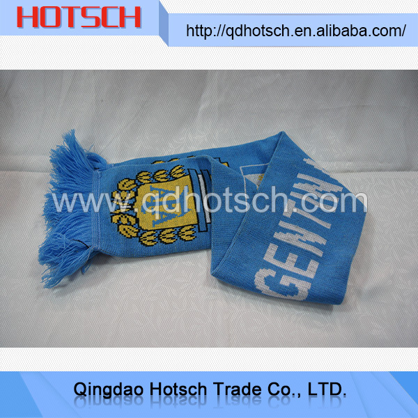 China wholesale market agents mini fans football scarf