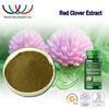 Natural factory red clover extract powder,kosher FDA HACCP 8%~40% biochanins,free sample isoflavones Red Clover Extract 40%