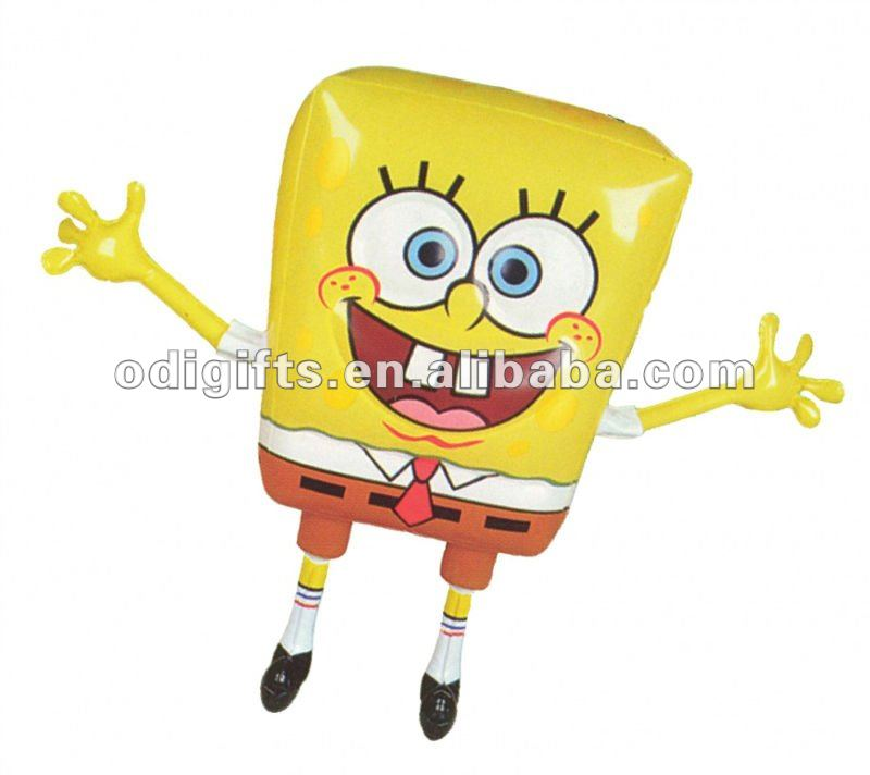 16 inch SpongeBob Inflatable toy for kids