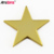 Lapel pin manufacturer China custom 3d star shaped gold plated lapel pins