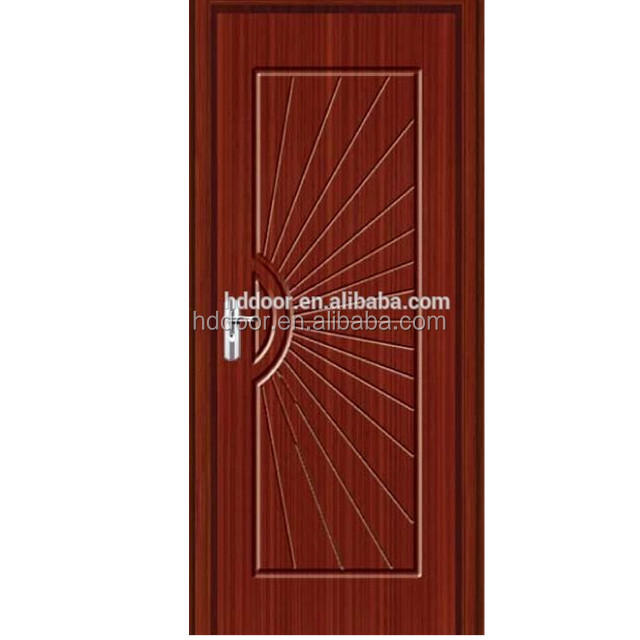 Flush Interior Wooden Door Hot Selling Cherry Wood Cheap Interior Doors