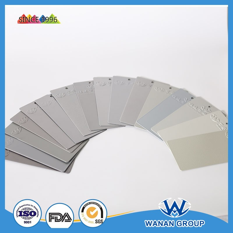 Grey color ral 9006 spark metallic silver powder coating paint Manufacture