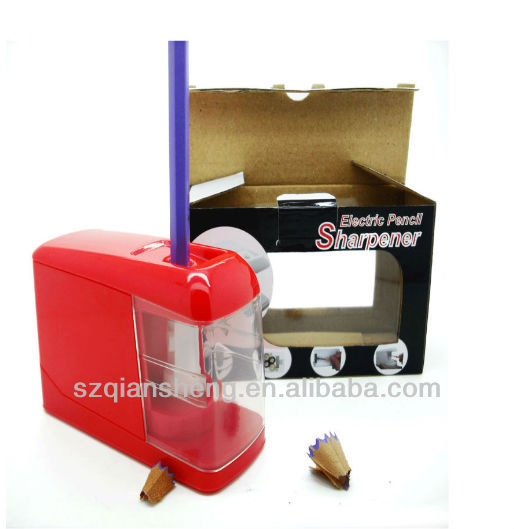 2013 Hot Promotion Electric Pencil Sharpener With Usb