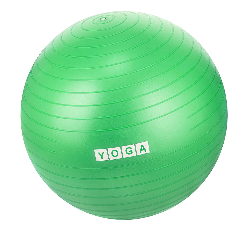 Accept Customized Logo color Slip Resistant thick and strong pvc <strong>yoga</strong> <strong>ball</strong>