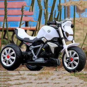 New brand King of Children child electric car motorcycle tricycle baby stroller