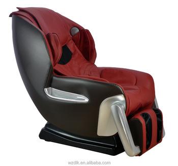 Leather Living Room Furniture S/L Track Zero Gravity Chair Massage Sofa  DLK S002