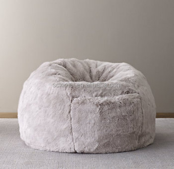Fluffy And Soft Material Monster Bean Bag Sofa Sitzsack