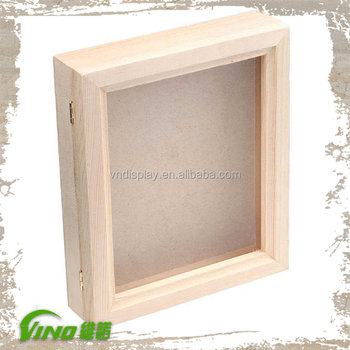 New Wooden Hanging Box,Shabby Chic Box For Decor,Shadow Wall Mounted ...