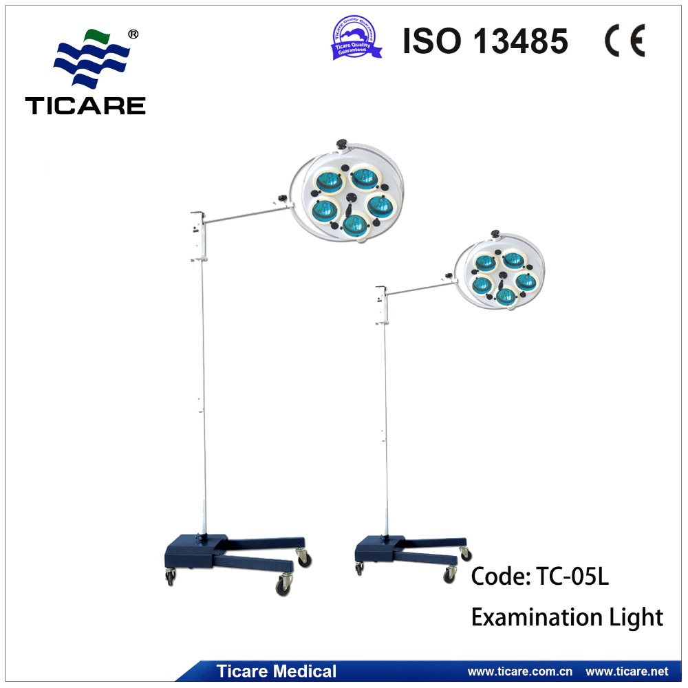 TC-04L-I Medical Stand Surgical Exam Lamp Shadowless Lamp For Hospital-Ticarehealth