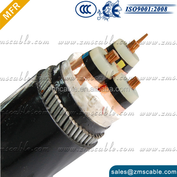 TUV/UL Approved PV1-F one Core Solar PV Cable 2.5mm2