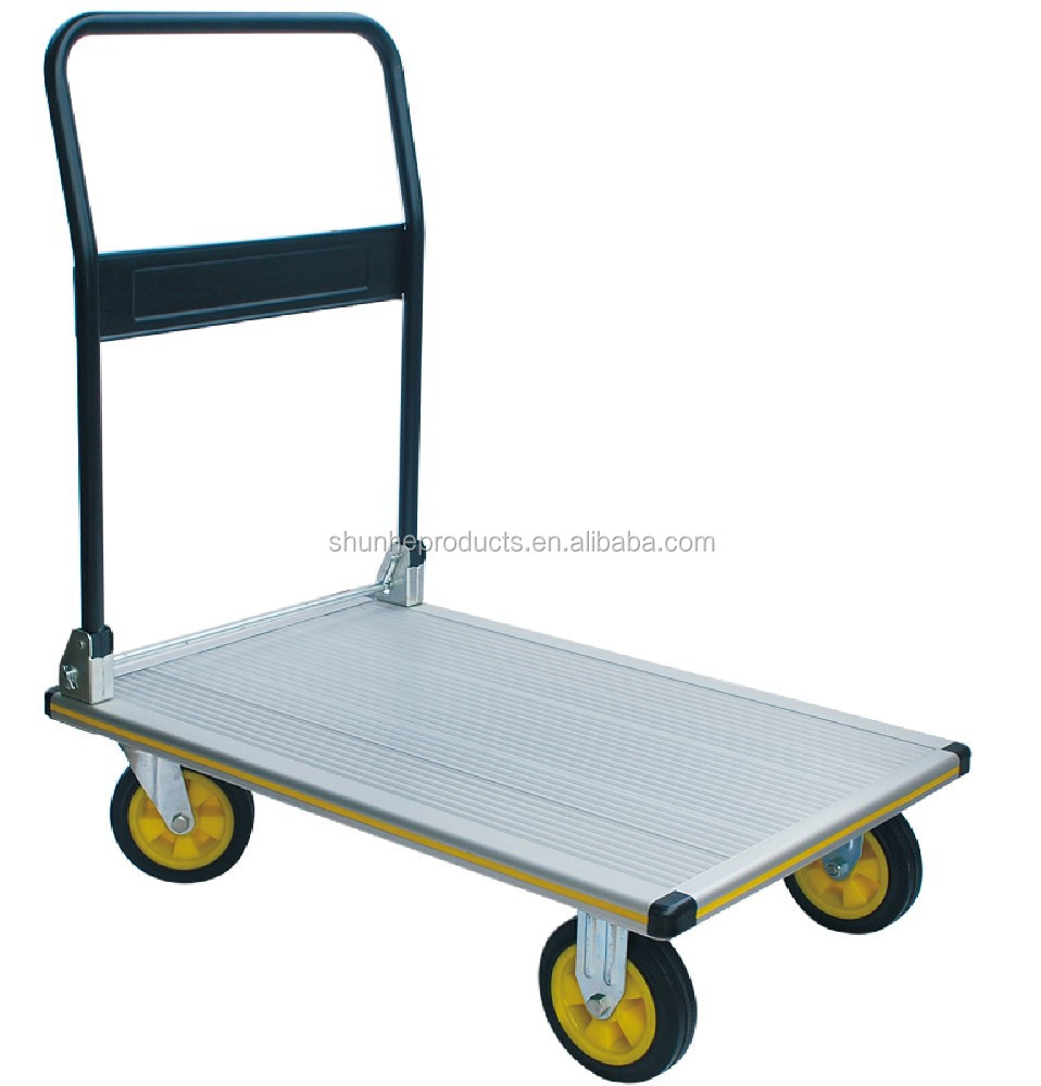 hand pull trolley