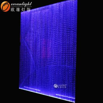 Fiber Optic Curtains Rope Light Om956