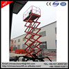 General Industrial Equipment, Mobile Facade Cleaning lift Platform