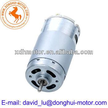 sewing machine motor rpm