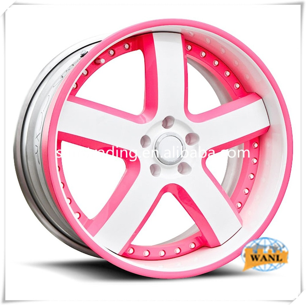 China Wholesale Replica A356 Alloy Wheels