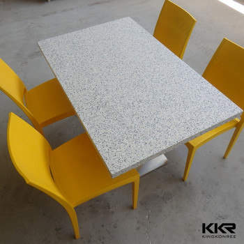 Modular White Quartz Stone Conference Table For Meeting Room Buy - Modular meeting table
