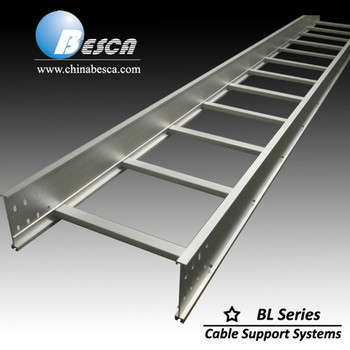Cable Tray Manufacturer Provide Aluminum Ladder Type Cable