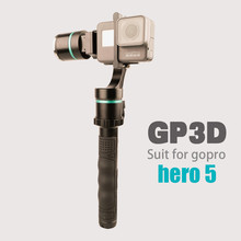 Xijoy GP3D cámara digital DSLR steadicam estabilizador para gopro <span class=keywords><strong>HERO3</strong></span> + 4 + 5