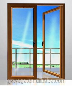 Glass casement side hung door & Glass Casement Side Hung Door - Buy Casement DoorTinted Glass ... Pezcame.Com