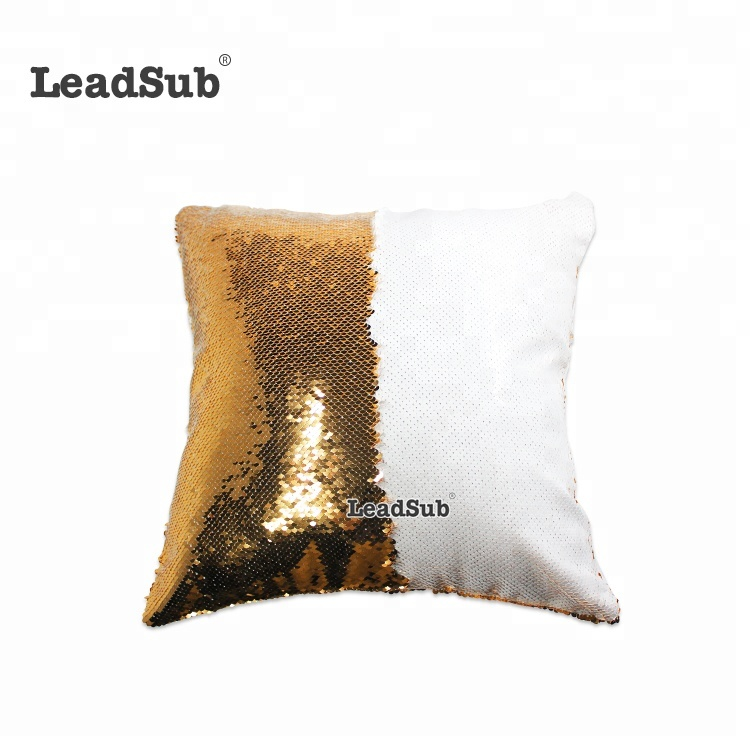 Wholesale White Blank Sublimation Pillow Case For Heat Transfer Printing