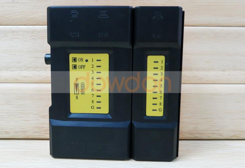 Cheapest Cat5e Cat6 USB UTP Network Lan Cable Tester